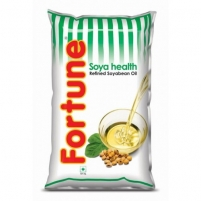 FORTUNE SOYABEAN 1LTR. POUCH