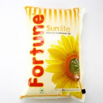 FORTUNE SUNFLOWER 1LTR. POUCH